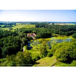 Siedziba Suwalskiego Parku Krajobrazowego - Kliknięcie spowoduje wyświetlenie powiększenia zdjęcia