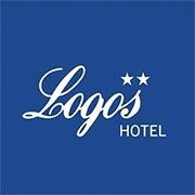 Logo hotelu Logos w Suwałkach