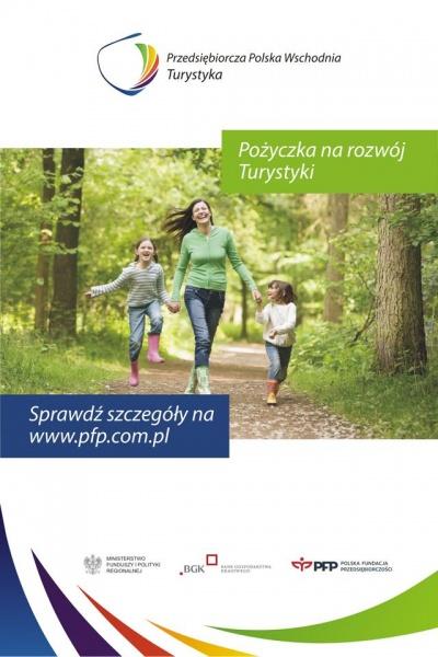 Przedsiębiorcza Polska Wschodnia – Turystyka powróciła